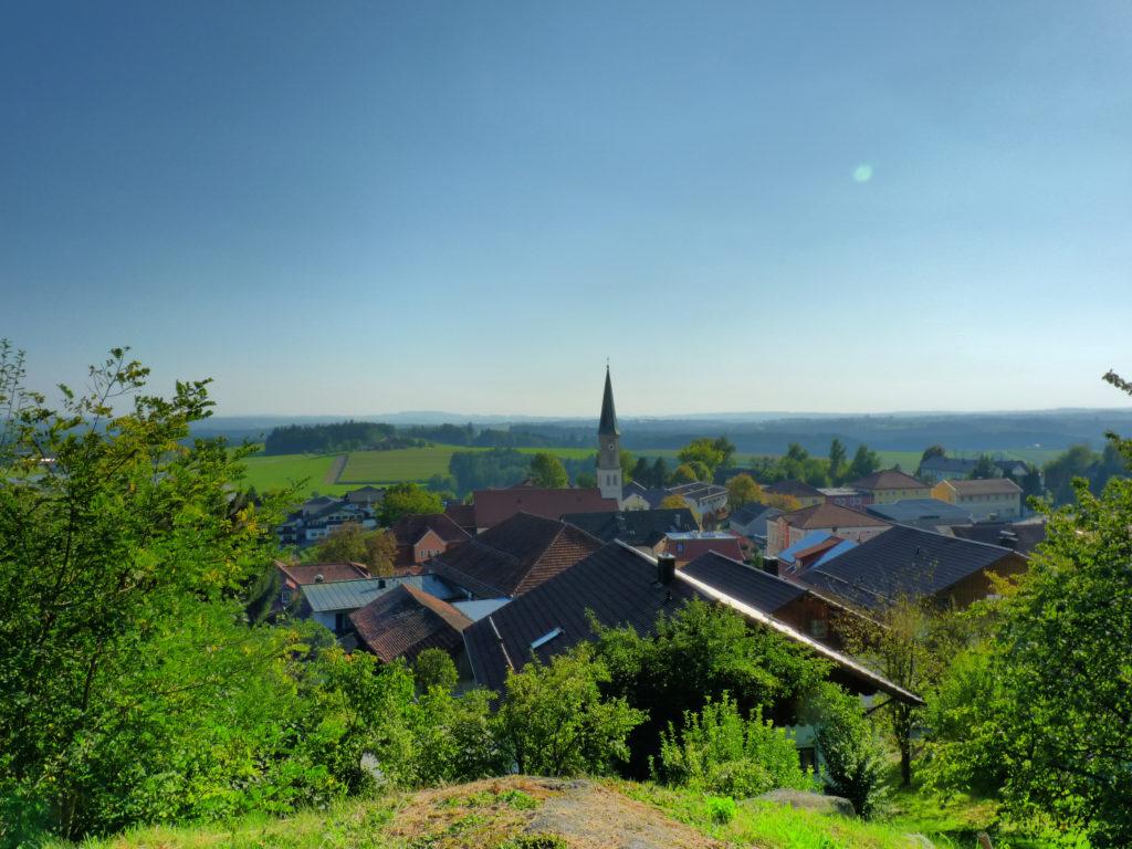 Staatlich anerkannter Erholungsort Büchlberg