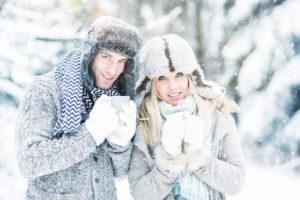 Winterurlaub im Bayerischen Wald genießen auf den Weihnachtsmärkten im Bayerischen Wald.