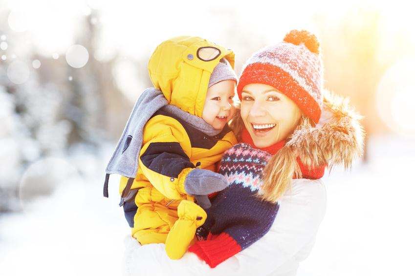 Winterurlaub im Bayerischen Wald mit Kindern