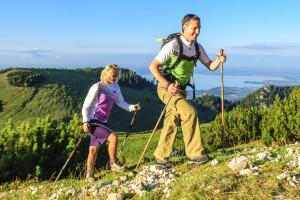 De l'Hôtel Binder en Forêt de Bavière, vous pouvez faires des merveilleuses randonnées à pied ou à vélo.