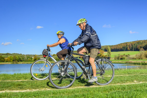 Das Hotel Binder in Büchlberg bei Passau ist ideal für Fahrradtouren am Donauradweg.