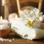 Wellness im Passauer Land mit den Hot Stone Massagen im Wellnesshotel Binder in Büchlberg bei Passau.
