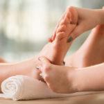 Im Wellnesshotel Binder in Büchlberg bei Passau erhalten Sie eine gesundheitsfördernde Fußreflexzonen-Massage.