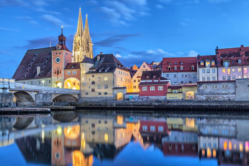 Regensburg Tagesausflug und Rundgang